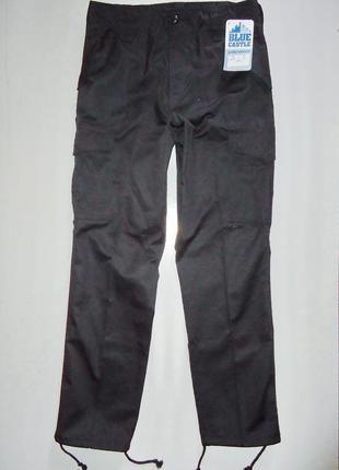 Штаны брюки милитари blue castle для полиции police (34)