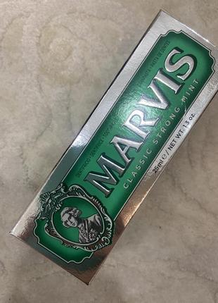 Marvis сильна м'ята 25 мл