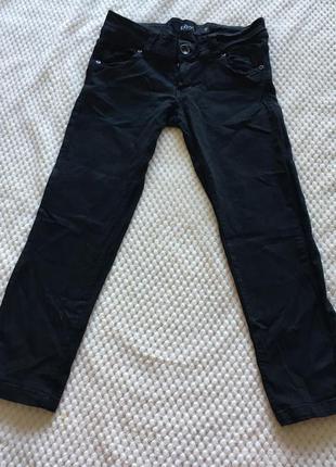 Укороченные джинсы pink