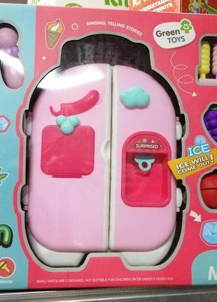 Игровой набор кухня-чемодан