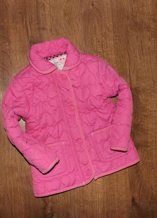 Куртка стегання на 5-6 лет