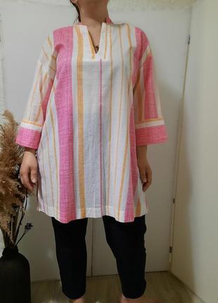 Блуза-платье