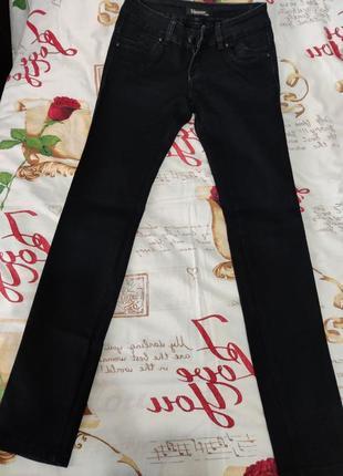 Модные женские весенние джинсы бренд б/у