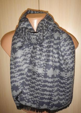 Стильный шарф кашне lerros1 фото