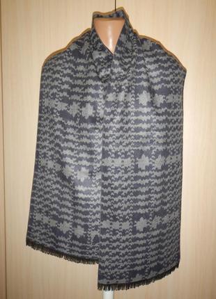 Стильный шарф кашне lerros4 фото
