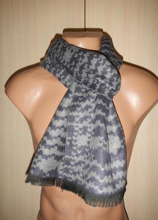 Стильный шарф кашне lerros3 фото
