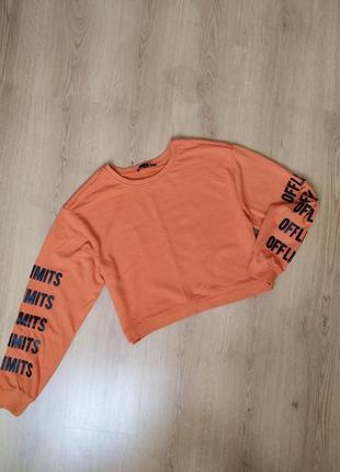 Свитшот,свитер,толстовка,худи,кофта  от tally weijl