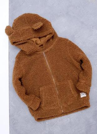Куртка тедди