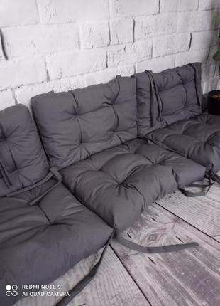 Подушка на стул/ диван из поддонов
