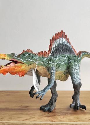 Динозавр марокканський спинозавр
