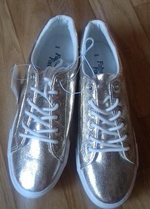 Туфли слипоны кроссовки george