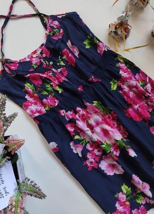Милое платьице от hollister