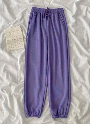Джоггеры-базовые спортивные штаны