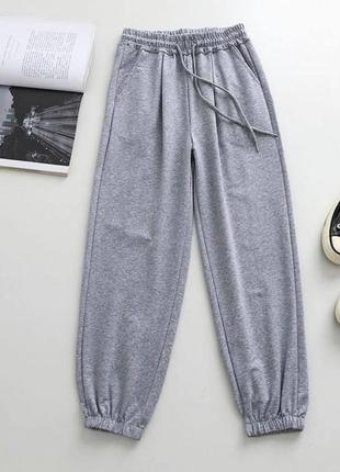 Джогерры-базовые спортивные штаны