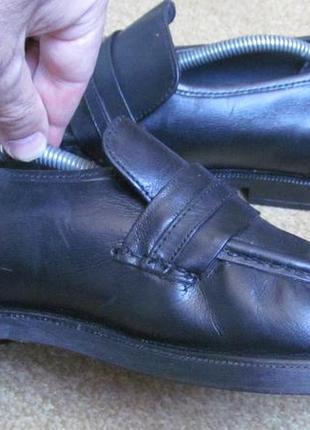 Туфли лоферы clifford james р.42.5.оригинал6 фото