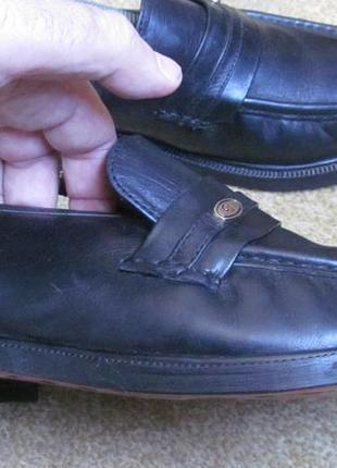 Туфли лоферы clifford james р.42.5.оригинал9 фото