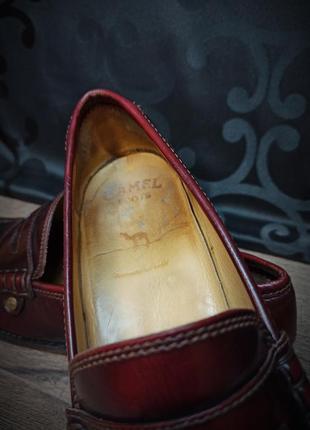 Туфли camel boots germany7 фото