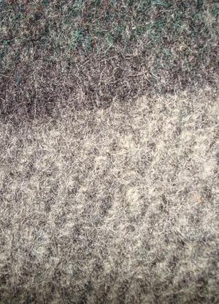 ⛄⛄100% shetland натуральная шерсть теплый мужской шарф с бахромой⛄⛄6 фото