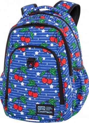 Фирменный рюкзак collpack, оригинал с польши. начальная и средняя школа)