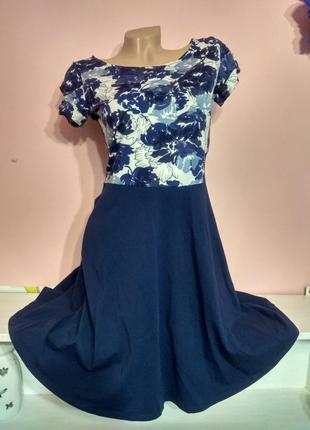 Хлопок платье