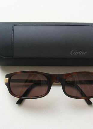 Очки женские cartier. оригинал. франция. куплены в лондоне
