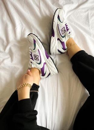 Женские демисезонные спортивные кроссовки new balance 530