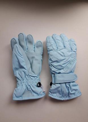 Перчатки дутые очень теплые, 8-14 лет