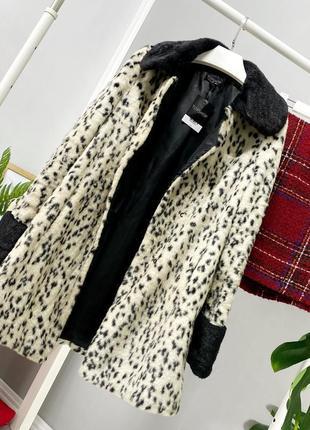 Роскошное пальто в винтажном стиле vintage topshop