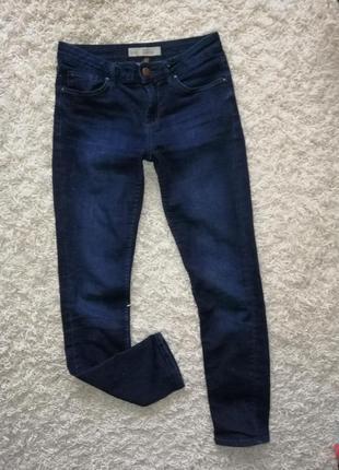 Стильные женские джинсы topshop moto 26/30 в очень хорошем состоянии