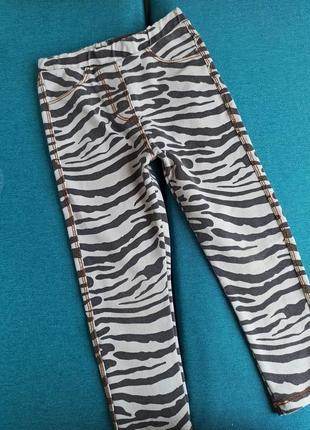 Лосины джинсы брендовые