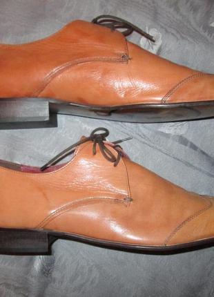 Кожаные туфли ravel2 фото