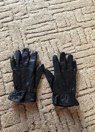 Кожаные перчатки jeronimo