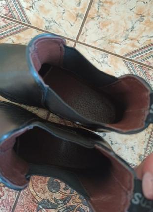 Ботинки для верховой езды, ботинки для конного спорта5 фото