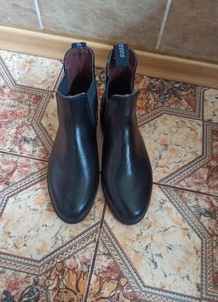 Ботинки для верховой езды, ботинки для конного спорта1 фото