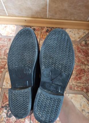 Ботинки для верховой езды, ботинки для конного спорта4 фото