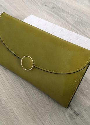 Кошелек гаманець екошкіра екокожа кожзам