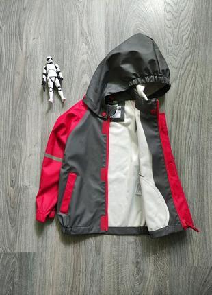 Дождевик прорезиненный ветровка куртка