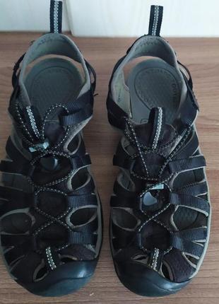 Треккинговые сандалии keen 38 размер (24-24,5см)