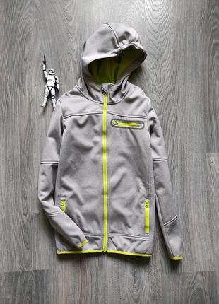 Термо ветровка куртка softshell