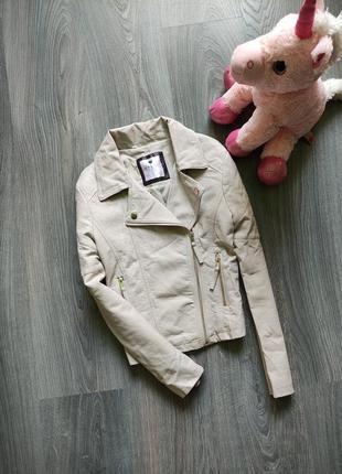 Косуха куртка кожанка