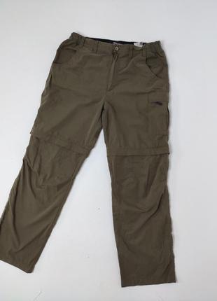 Трекінгові штани трансформери berghaus
