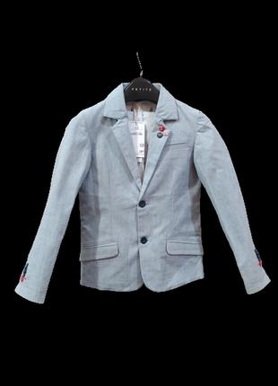 Пиджак + жилетка