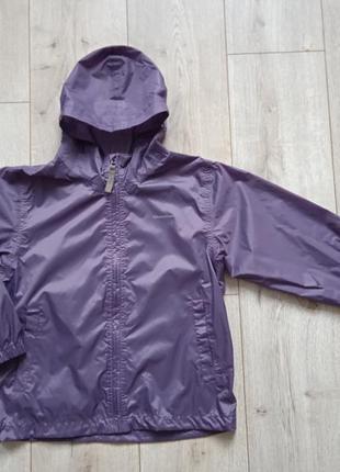 Куртка дощовик quechua 8 років