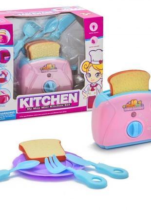 Кухонный набор для девочек