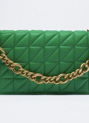 Zara сумочка