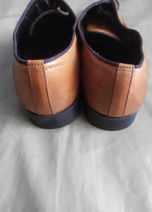 Офигенные туфли кожаные6 фото