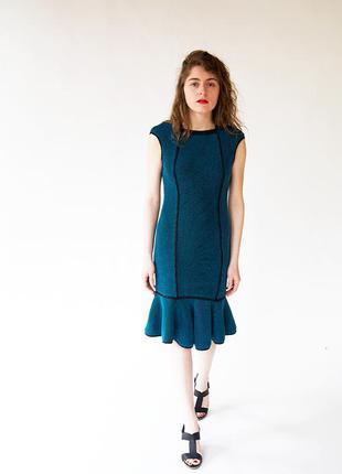 Новое дизайнерское подиумное платье yigal azrouël  оригинал стоило 990евро