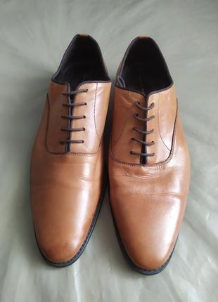 Офигенные туфли кожаные3 фото