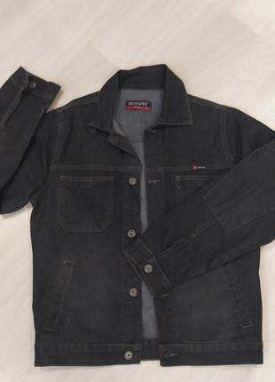 Джинсовая куртка, пиджак, ветровка xedos