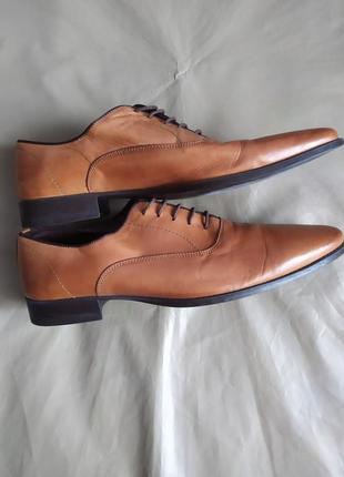 Офигенные туфли кожаные7 фото